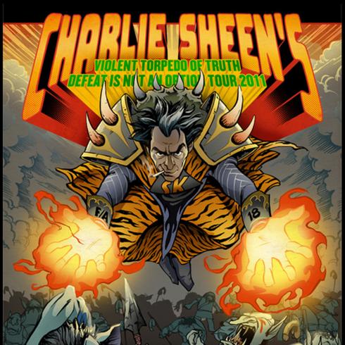 Charlie Sheen Tour, 2011