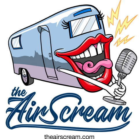 Air Scream, logo design
