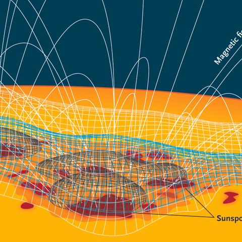 Radio Emission on the Sun, for Sky & Telescope