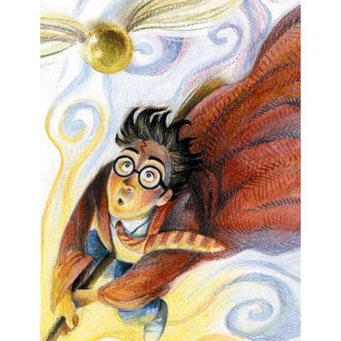 Harry Potter, for the Arizona Daily Star