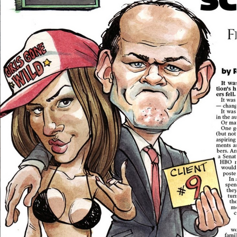 Eliot Spitzer, for the NY Post