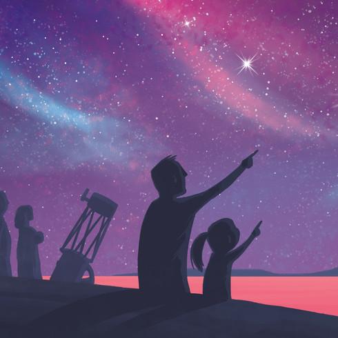 Aurora Borealis, for Sky & Telescope