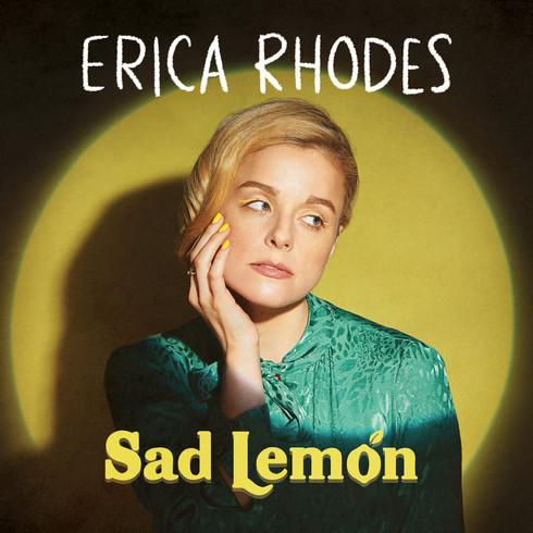 Erica Rhodes album cover (front)