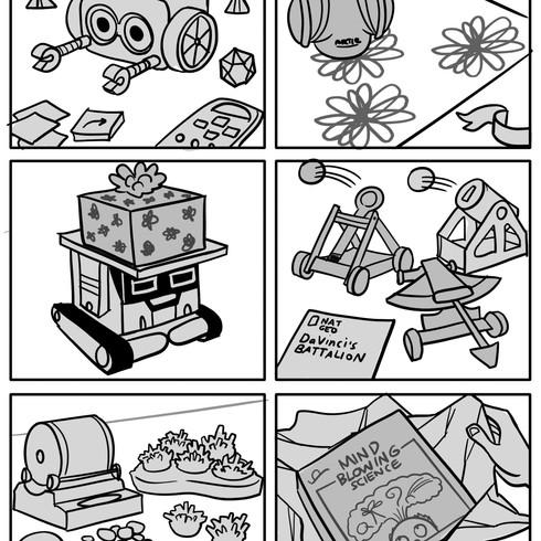 Toy Catalog, for Amazon