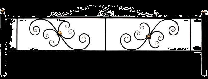 """Оградка """"Водолей"""""""