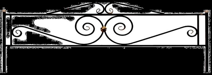 """Оградка """"Венера с навершием"""""""