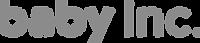 Baby Inc. logo