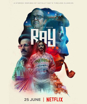 RAY: A TRIBUTE TO THE LEGEND, NOT A PERFECT ONE THOUGH