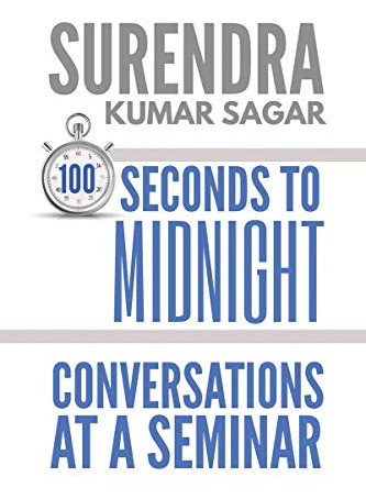 Book Review: 100 seconds to Midnight by Surendra Kumar Sagar! art 1