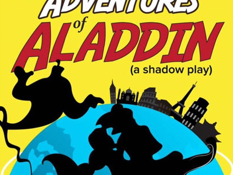Theatre Listing: THE ADVENTURES of ALADDIN by Ethiros! [ India, Bombay]