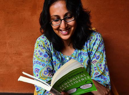 Author BIJAL VACHHARAJANI wins best  author  – children award at  AUTHER AWARDS 2020