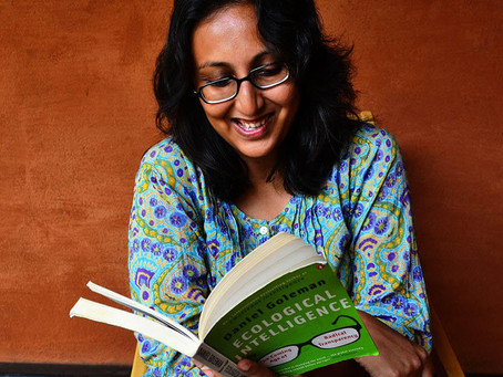 Author BIJAL VACHHARAJANI wins best  author  – children award at  AUTHER AWARDS 2020