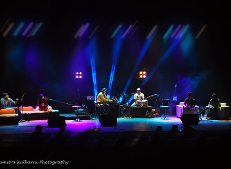 Music Director Devendra Bhome's latest show Aamhi Duniyeche Raje celebrates the masters of Marat