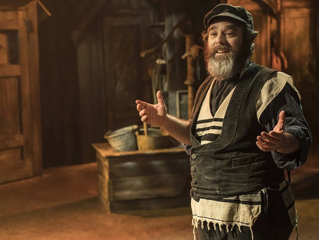 Theatre Listing: Fiddler on the Roof in London Theatres! [ UK]