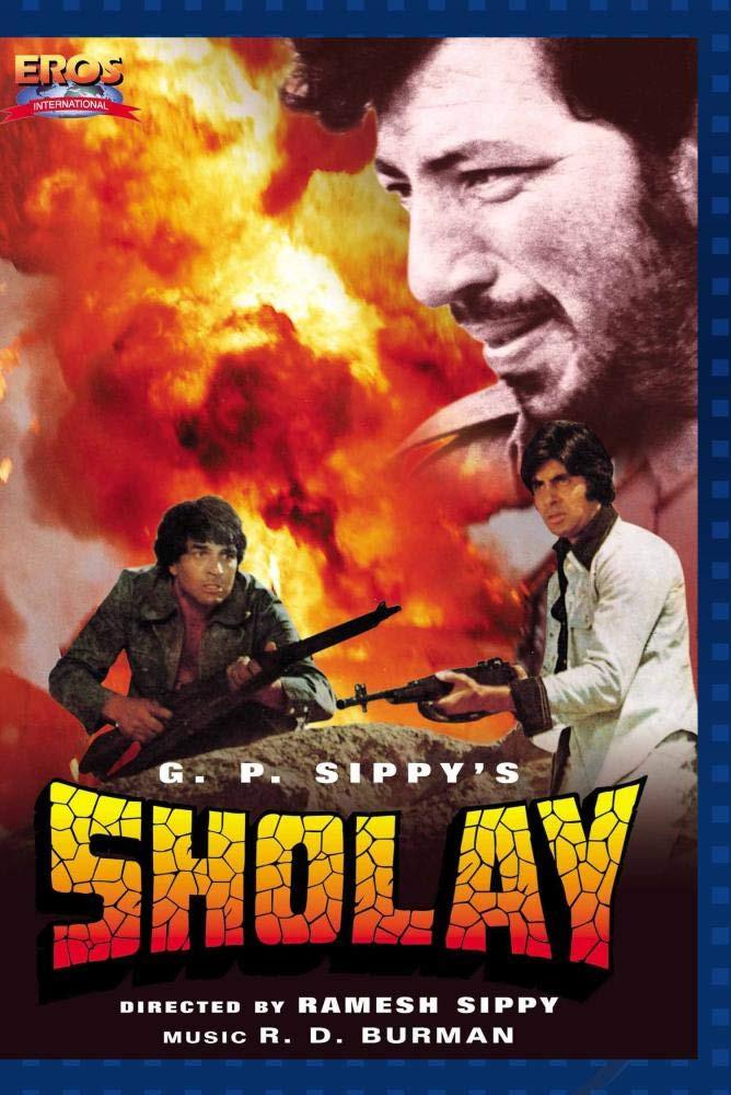 Sholay Image