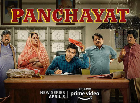 Panchayat Review : A Beautifully simple show!