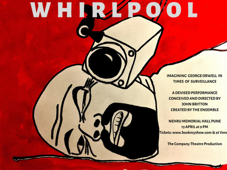 Theatre Preview:  WHIRLPOOL directed by JOHN BRITTON!