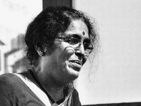 Championing equality of women: Actress and activist Sushma Deshpande at IAPAR Theatre Festival 2020!