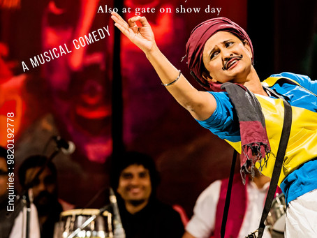 Theatre Listing: The Company Theatre presents PIYA BEHRUPIA musical in Pune! [ India]