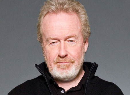So what's next for Ridley Scott?