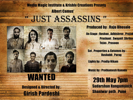 Theatre Review: Just Assassins