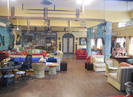 Champak Studio: An artists' nest in Mumbai!