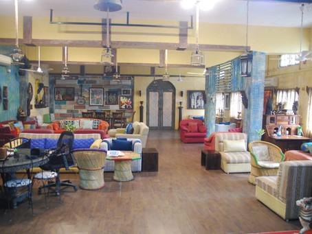 Champak Studio: An artists' nest in Mumbai!