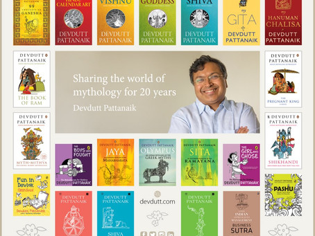 Theatre Interview:  Author Devdutt Pattanaik discusses Natya-Shastra and Storytelling