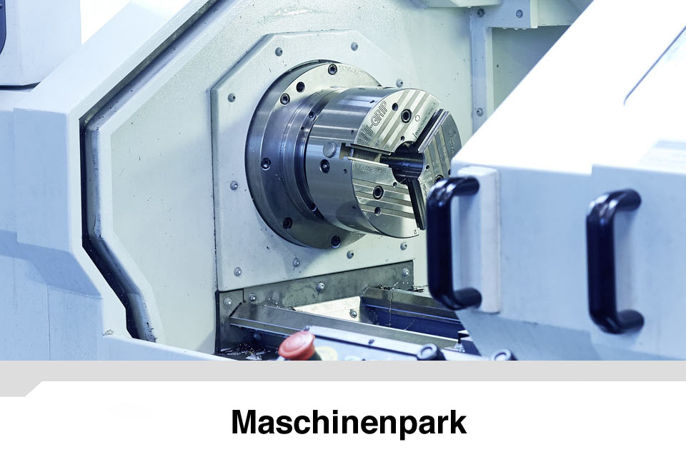 Maschinenpark