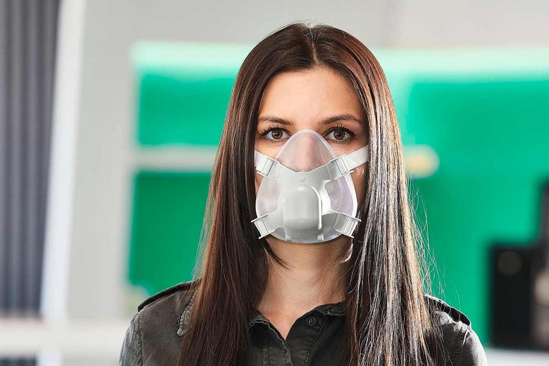 Maske – Mund - Nasenschutz