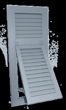 Fensterladen Aufklappbar