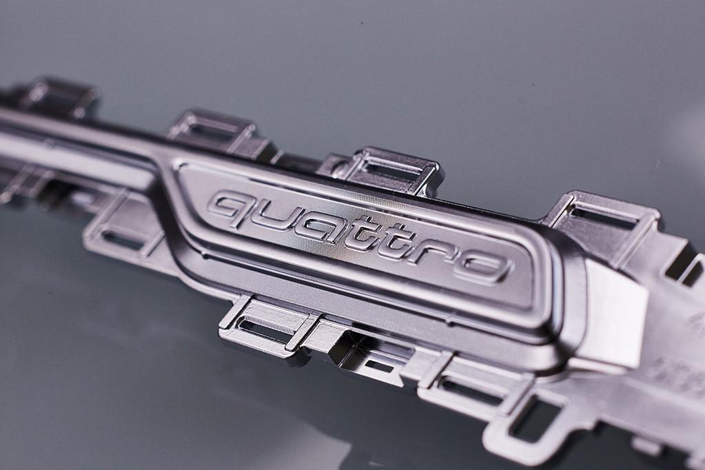 Zierleiste für Audi Q8 Quattro