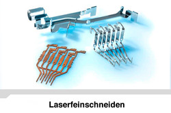 Laserfeinschneiden