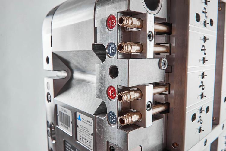 Mehrkomponenten Spritzgießwerkzeug