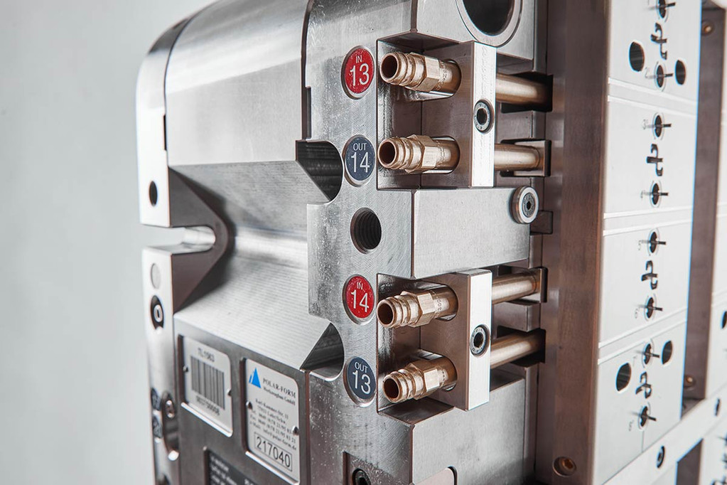 Multi-component injection mould