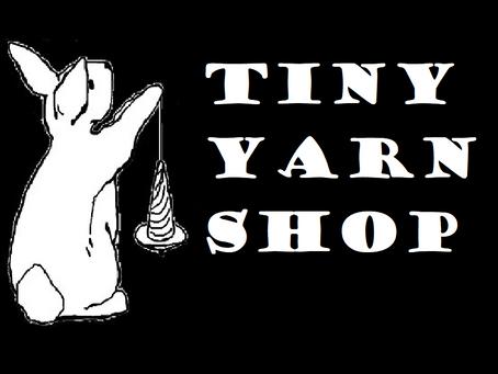 R Rabbit's Tiny Yarn Shop