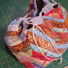 Komebukuro project bag