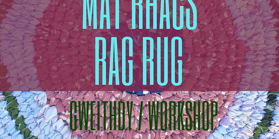 Mat Rhacs / Rag Rug