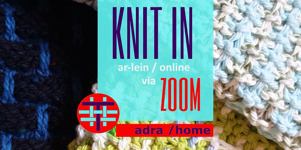 Knit In - 'Home: Slip Stitch'