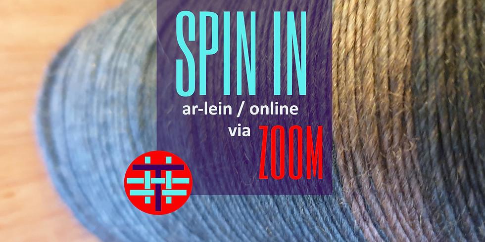 Spin In - 29 June