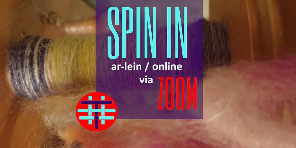 Spin In - 10 December