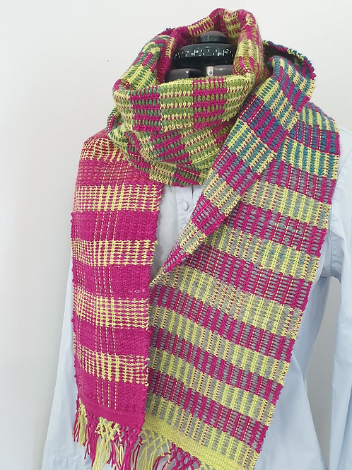 'Rainbow Bright' Scarf