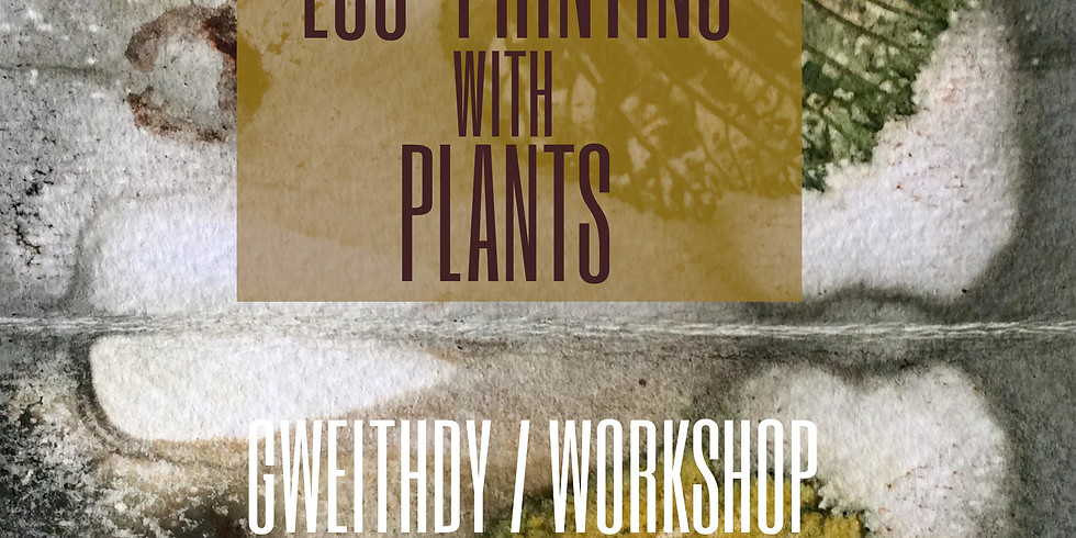 Eco-Printing with Plants
