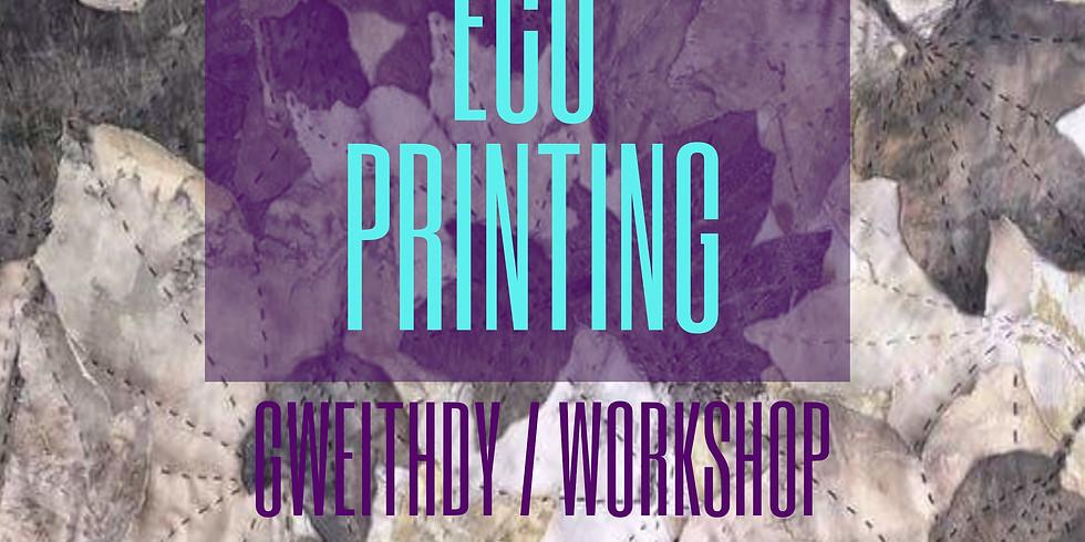 Eco Argraffu / Eco Printing
