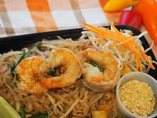 Pad Thai with Fresh Shrimp