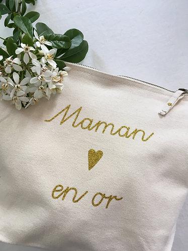 MAMAN EN OR