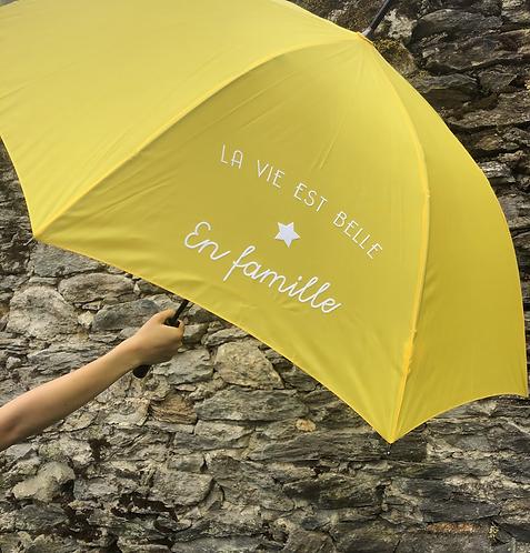 Sidonie le parapluie «la vie est belle à ..»