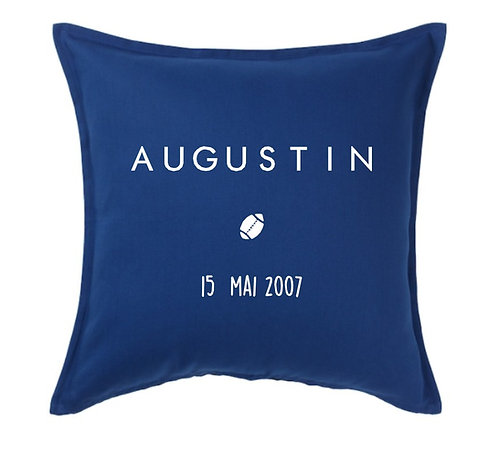 Augustin le coussin DATE