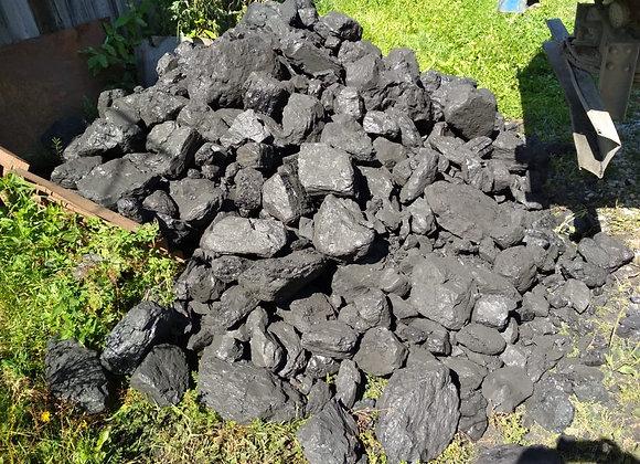 Каменный уголь ДР фракция 0/300