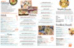 Bubbys Catering Menu Brochure High Quali